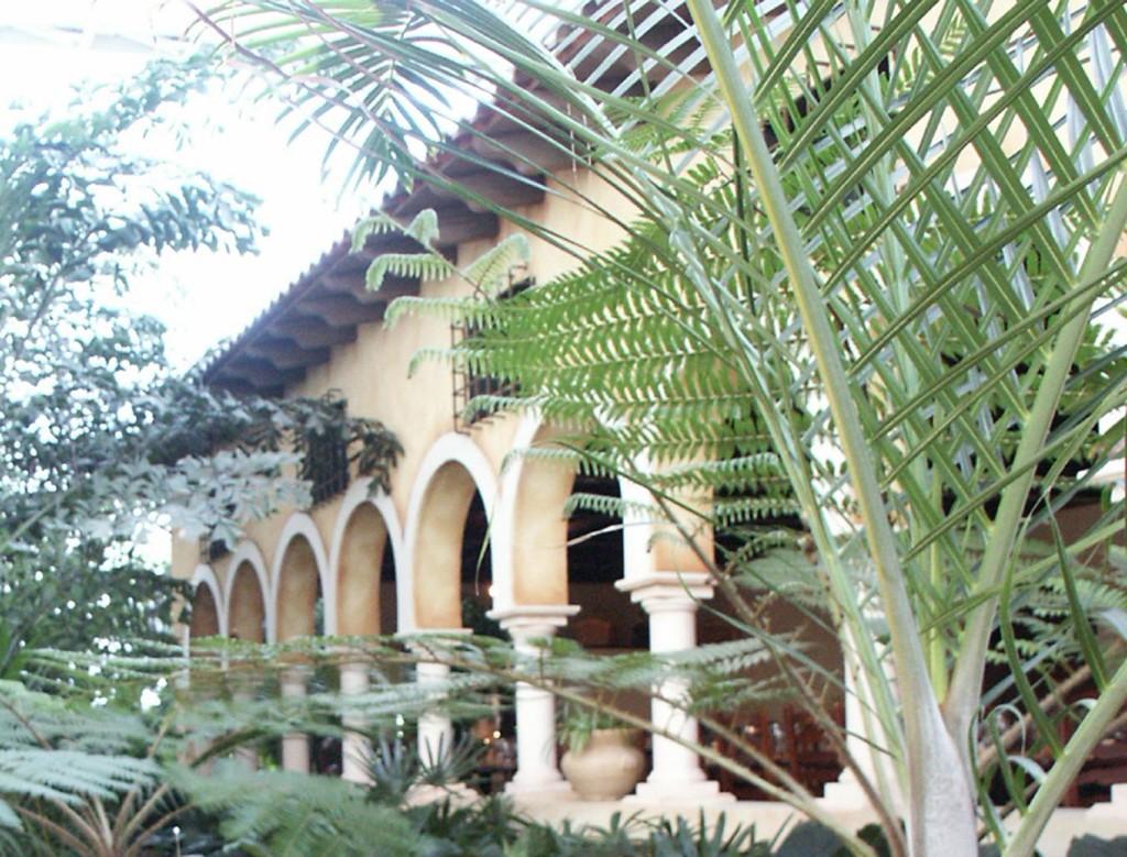 spanish arches