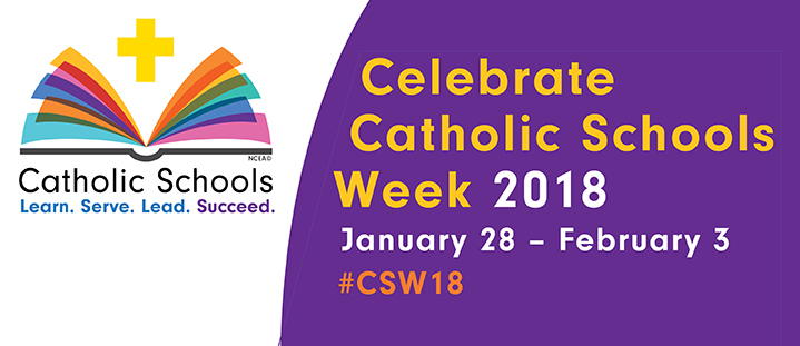 Annunciation School Catholic Schools Week 2018